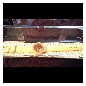 SWATCH Shades of Rose Collection Watch